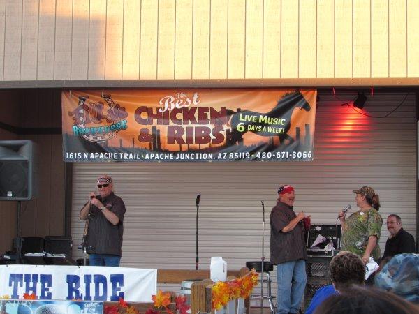 "Larry Clark & Sammy Cee, The ""C"" Crest Twins & Mindy E."